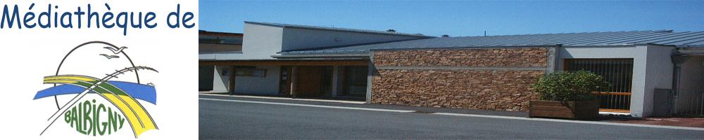 Médiathèque de Balbigny